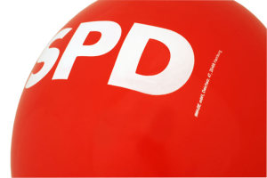 SPD Luftballon